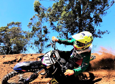 Gonubie biker to race at Championships in Harare
