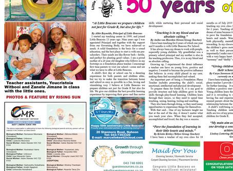 Little Beacons Pre School: 50 years of nurturing your kids