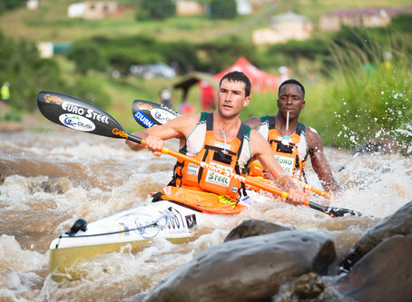 Pre-race favourites come to the Dusi day one fore