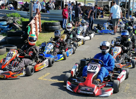 Thrilling Karting races