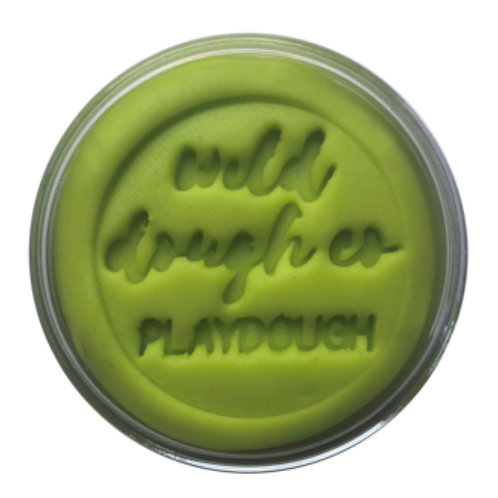 Wild Dough Play Dough - Lilypad Lime