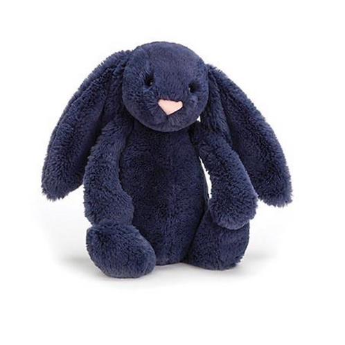 Jellycat Bashful Bunny - Navy