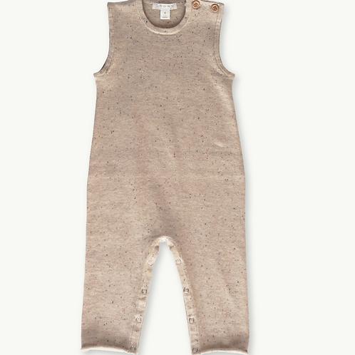 Speckle Jumpsuit - Fawn