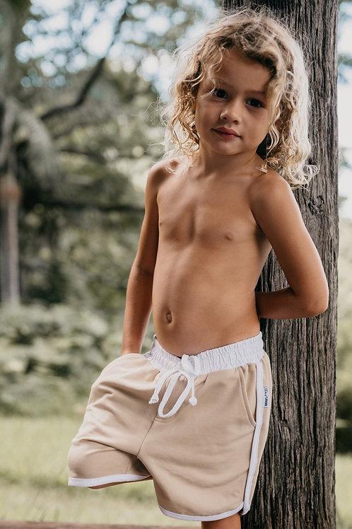 Sweat Shorts - Oak
