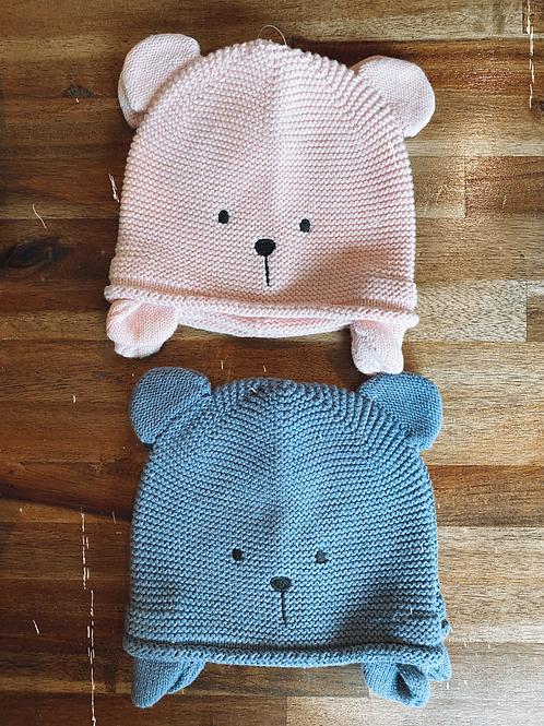 Teddy Bear Beanie - Baby