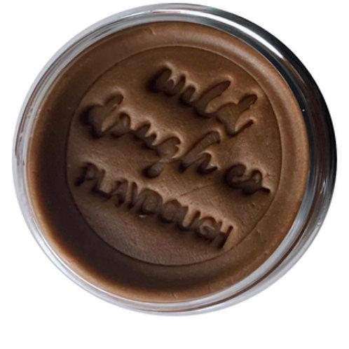 Wild Dough Play Dough - Mud Brown