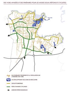 Plan d'aménagement et de développement durable (PADD) p 36