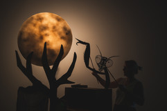 Claudine Bennent (Mantis & The Moon)