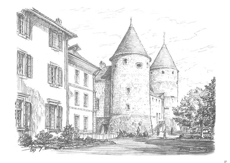 Castelo de Yverdon
