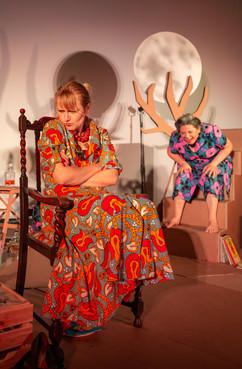 Claudine Bennent (Tannie) & Melanie Crawley (Tannie)