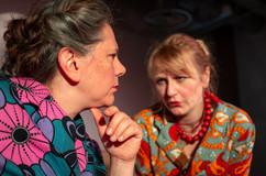Melanie Crawley (Tannie) & Claudine Bennent (Tannie)