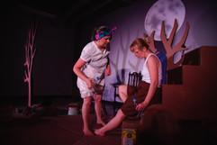 Melanie Crawley (Girl) & Claudine Bennent (Boy)