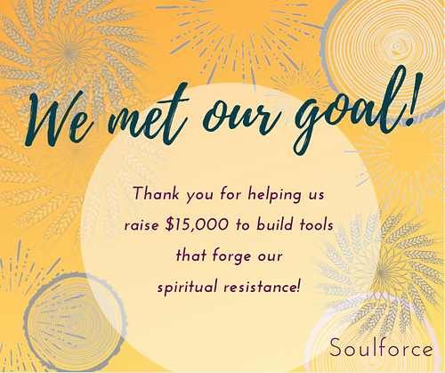 we met our goal - spring campaign 2019_e