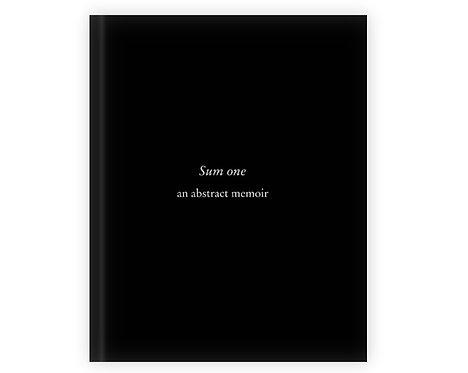 """""""Sum one - an abstract memoir"""""""