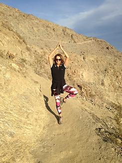 Mitzi yoga pose.heic
