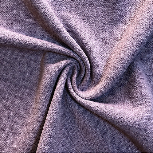 Stone Washed Linen - Lavender