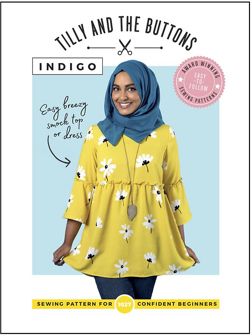 TATB Indigo Top and Dress