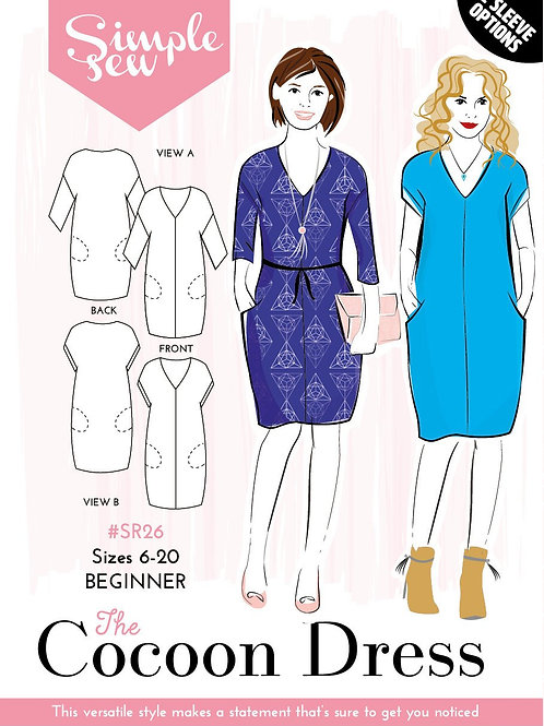 Simple Sew Cocoon Dress