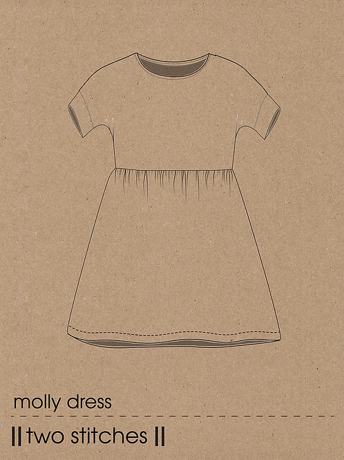 Two Stitches Molly Dress