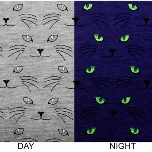 Glow in the Dark Cats Jersey