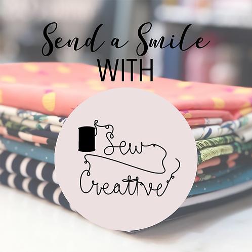 Send a Smile - Silver