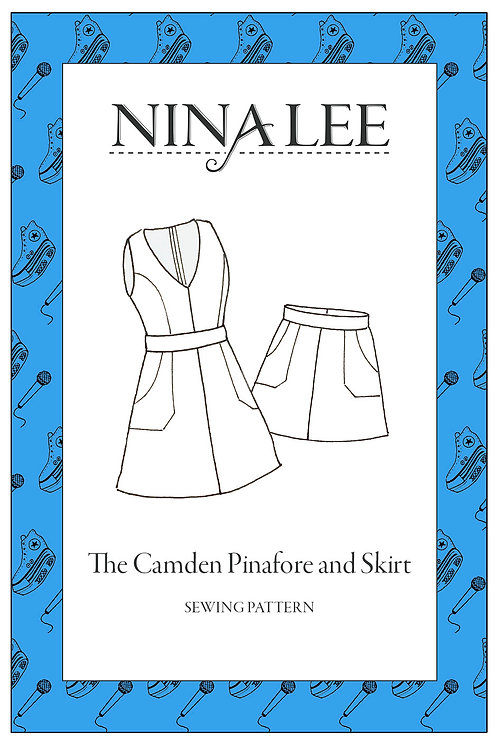 Nina Lee The Camden Pinafore & Skirt