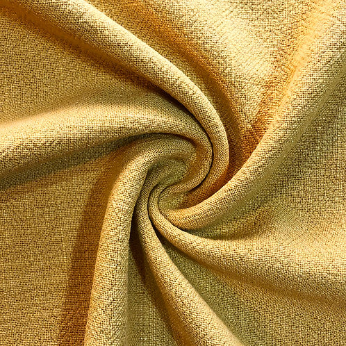 Stone Washed Linen - Mustard