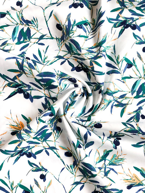 Art Gallery Fabrics - Olive Branch Cotton