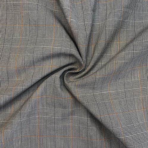 Ex Designer Cotton Check