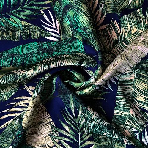 Tropical Satin Print