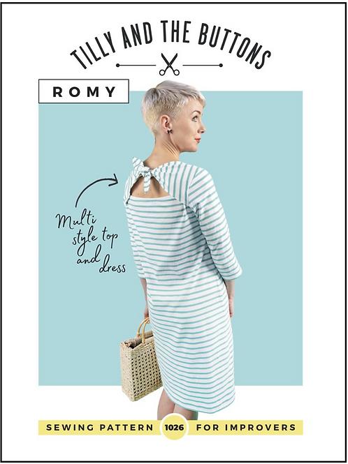 TATB Romy Top and Dress