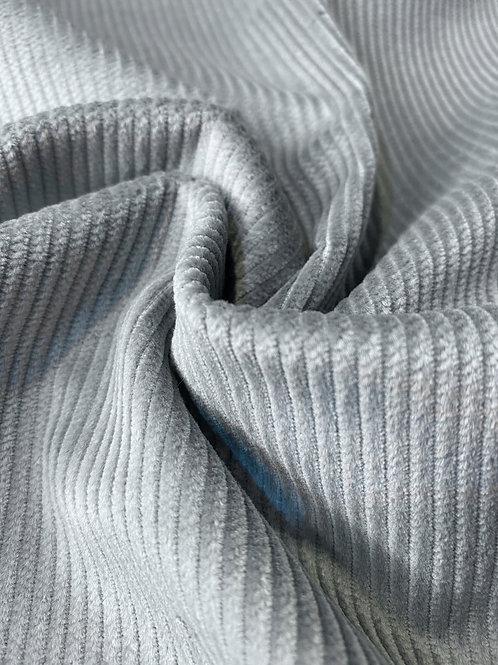 Organic Blue-Grey Jumbo Cord