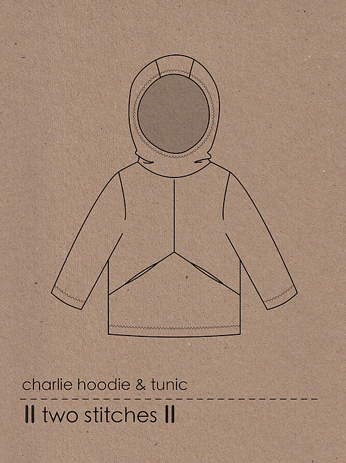 Two Stitches Charlie Hoodie & Tunic