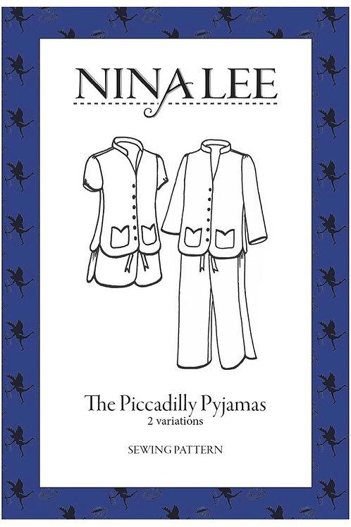 Nina Lee Piccadilly Pyjamas