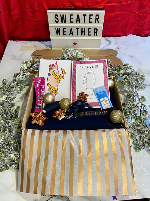 Sweater Weather Christmas Box