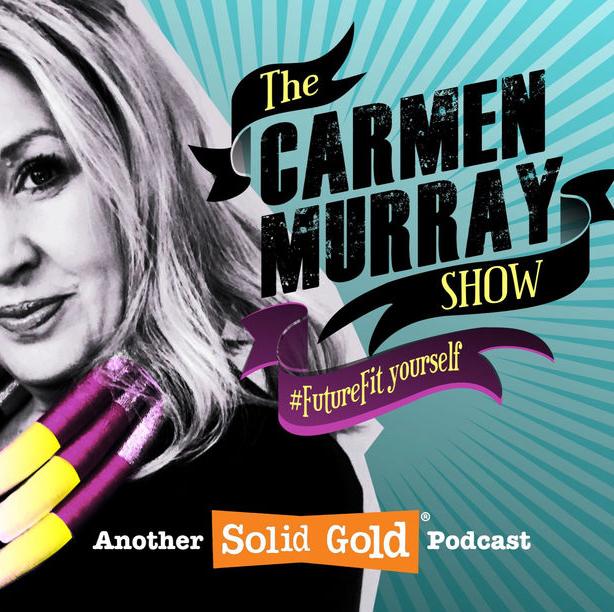 Cape Town Hypnotherapist Tarry Pickup talks on the Carmen Murray Show