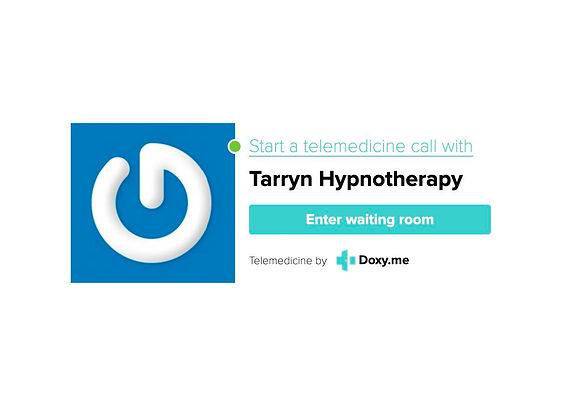 Online Hypnotherapy Session