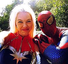 Supers-héros, Spiderman