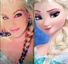 Elsa, reine des neiges, frozen