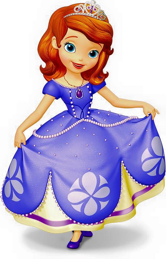 princesse sofia draw