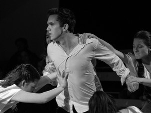 Viharos sikerrel mutatta be a 12. osztály Shakespeare Vihar c. drámáját!
