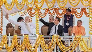 Macron's India visit: France replaces UK as Delhi's main European partner?