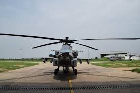 Deadly Apache helicopters: a new Indian counter-terror approach