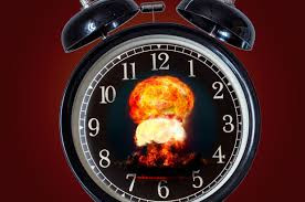 Two minutes to midnight: The Mid-East mess brings the world a step closer to nuclear disaster