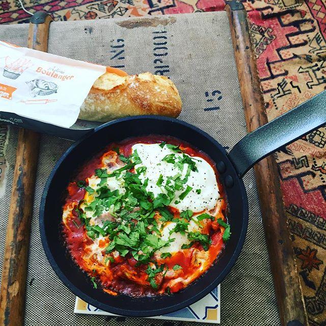 #shakshuka #breakfast #tuesdaybrunch #homefood