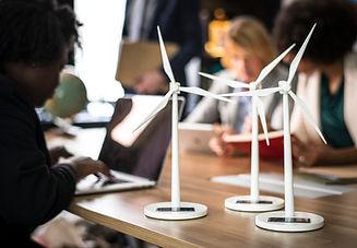 alternative-energy-blur-business-people-