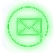 Icon link that emails Roccos WEHO