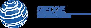 Logo Flat with slogan SIEDGE.png