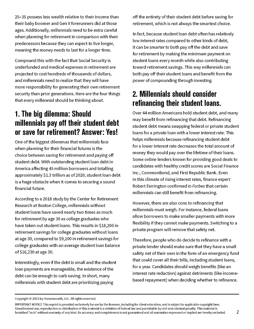 4 Keys to the Millennial Balancing Act o