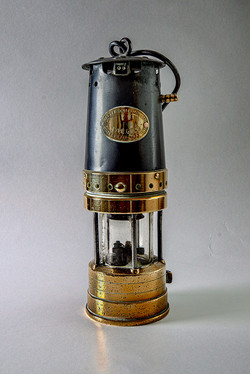 Miner's Safety Lamp